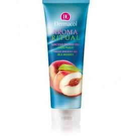 Dermacol Aroma Ritual White Peach Shower Gel dušo gelis 250 ml.