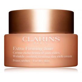 Clarins Extra Firming Day Cream stangrinamasis dieninis veido kremas 50 ml.