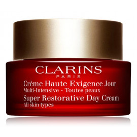 Clarins Super Restorative atstatomasis dieninis veido kremas 50 ml.
