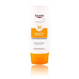 Eucerin Sun Sensitive Protect Sun Lotion SPF 30 kūno losjonas nuo saulės 150 ml.