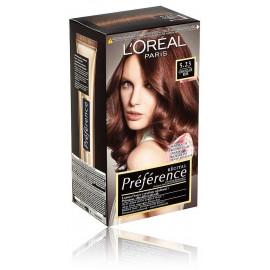 Loreal Paris Hair Recitals Pr plaukų dažai 5.23 Chocolate Rose