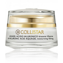 COLLISTAR Pure Actives Hyaluronic Acid Aquagel dieninis kremas 50 ml