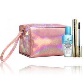 COLLISTAR Infinito Gift Set rinkinys akims (blakstienų tušas+makiažo valiklis+kosmetinė)