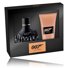 James Bond 007 for Women rinkinys moterims (30 ml. EDP + 50 ml. dušo gelis)