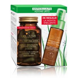 COLLISTAR Pure Actives Anticellulite kapsulės nuo celiulito + stangrinamasis koncentratas