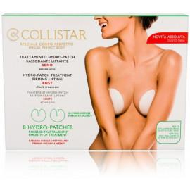 COLLISTAR Special Perfect Body Hydro-Patch priemonė krūtinės priežiūrai 8 vnt.