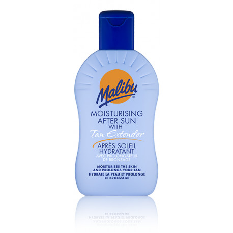 Malibu After Sun Tan Extender losjonas po deginimosi 200 ml.
