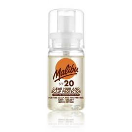 Malibu Clear Hair And Scalp Protector SPF 20 serumas plaukams su apsauga nuo saulės 50 ml