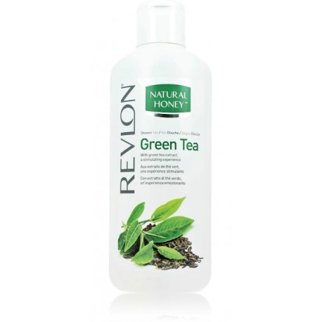 Revlon Natural Honey Green Tea dušo gelis 650 ml.