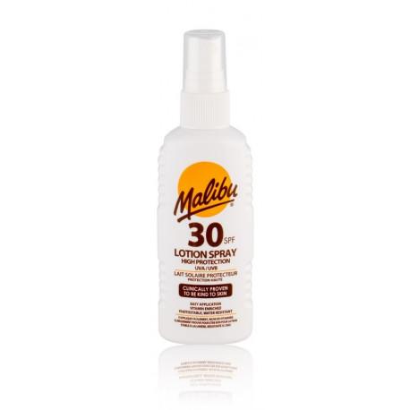 Malibu Lotion Spray SPF 30 purškiamas losjonas nuo saulės 100 ml