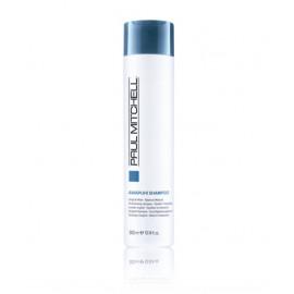 Paul Mitchell Cleansing Shampoo valantis šampūnas visų tipų plaukams 300 ml.