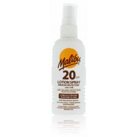 Malibu Lotion Spray SPF 20 purškiamas losjonas nuo saulės 100 ml