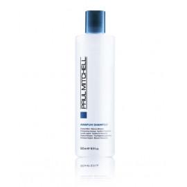 Paul Mitchell Cleansing Shampoo valantis šampūnas visų tipų plaukams 500 ml.