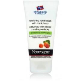 Neutrogena Nordic Berry Nourishing rankų kremas 75 ml.