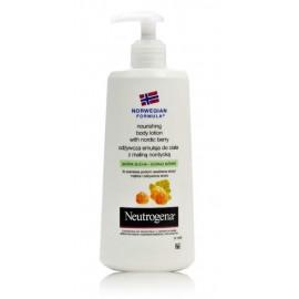 Neutrogena Nordic Berry Nourishing kūno losjonas 250 ml.