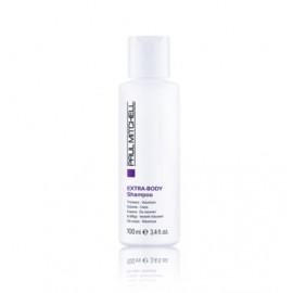 Paul Mitchell Extra Body Thickens And Volumizes apimties suteikiantis šampūnas 100 ml.