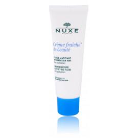 Nuxe Creme Fraiche de Beauté 48HR Moisture Mattifying drėkinamasis fluidas 50 ml