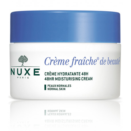 Nuxe Creme Fraiche de Beauté 48HR drėkinamasis kremas 50 ml