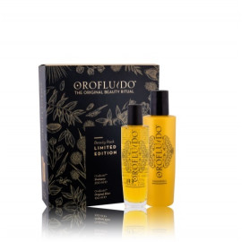Orofluido rinkinys (200 ml. šampūnas + 100 ml. serumas)