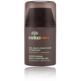 Nuxe Men Moisturising Multi-Purpose Gel drėkinamasis veido gelis vyrams 50 ml