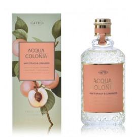 4711 Acqua Colonia White Peach & Coriander 170 ml. EDC kvepalai vyrams ir moterims