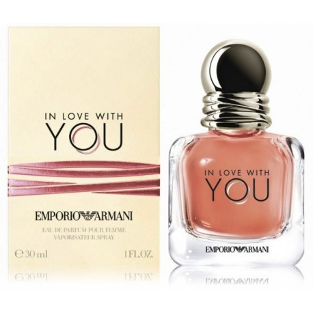 Emporio Armani In Love With You EDP kvepalai moterims