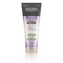 John Frieda Sheer Blonde Colour Renew spalvą atnaujinantis kondicionierius 250 ml