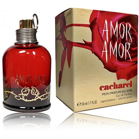 Kvepalai Moterims Soir 50 Amor MlEdp Cacharel Parfum Du ZTOPXiuk