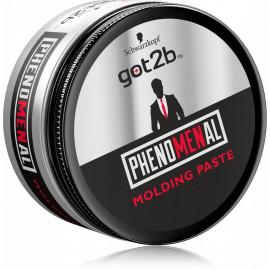 Schwarzkopf got2b PhenoMENal Molding Paste plaukų formavimo pasta vyrams 100 ml.