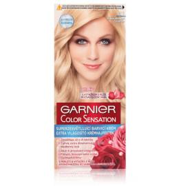 Garnier Color Sensation Intense Permanent Colour Cream ilgalaikiai plaukų dažai 111 Ultra Blonde