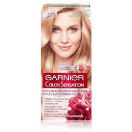 Garnier Color Sensation Intense Permanent Colour Cream ilgalaikiai plaukų dažai 9.02 Ultra Light Rose Blonde