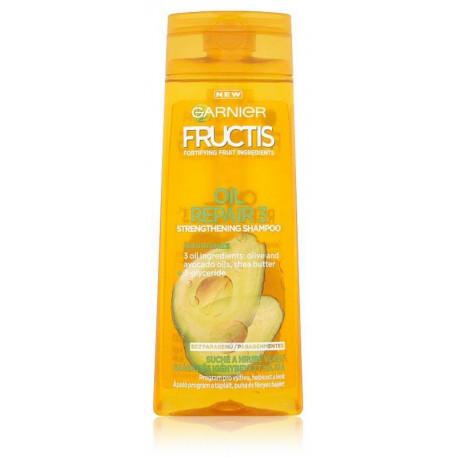 Garnier Fructis Oil Repair 3 Shampoo šampūnas sausiems plaukams 250 ml.