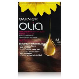 Garnier Olia ilgalaikiai plaukų dažai be amoniako 5.3 Golden Brown