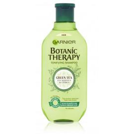 Garnier Botanic Therapy Green Tea & Eucaliptus & Citrus šampūnas riebiai galvos odai 400 ml.