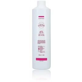 Matrix Socolor Cream Developer 20 Vol. 6% oksidacinė emulsija 1000 ml.