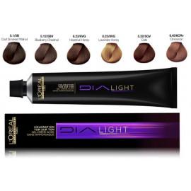 L'oreal Professionnel DiA Light profesionalūs plaukų dažai 50 ml.