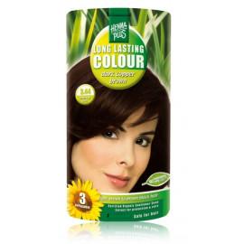 HennaPlus Long Lasting Colour ilgalaikiai plaukų dažai 1 vnt. 3.44 Dark Copper Brown