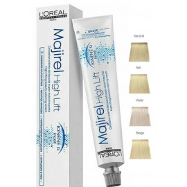 L'oreal Professionnel Majirel High Lift profesionalūs plaukų dažai 50 ml.