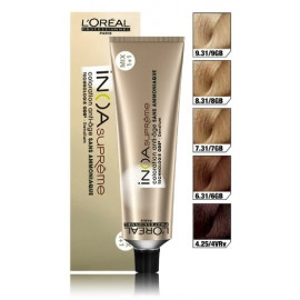 L'oreal Professionnel iNOA Supreme profesionalūs plaukų dažai žiliems plaukams 60 ml.