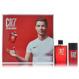 Cristiano Ronaldo CR7 rinkinys vyrams (50 ml. EDT + pieštukinis dezodorantas 75 g.)