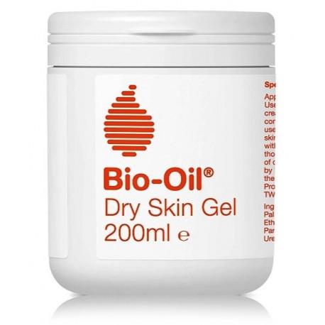 Bio Oil Body Gel drėkinamasis kūno gelis sausai ir jautriai odai  200 ml.