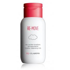 Clarins My Clarins RE-MOVE Micellar Cleansing Milk valomasis micelinis pienelis 200 ml.