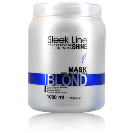 Stapiz Sleek Line Blond kaukė šviesiems plaukams