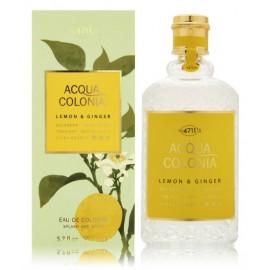4711 Acqua Colonia Lemon & Ginger 170 ml. EDC kvepalai vyrams ir moterims