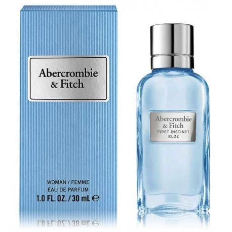 Abercrombie & Fitch First Instinct Blue for Her EDP kvepalai moterims