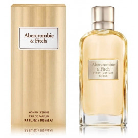 Abercrombie & Fitch First Instinct Sheer 100 ml. EDP kvepalai moterims
