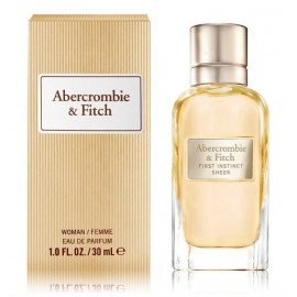 Abercrombie & Fitch First Instinct Sheer 30 ml. EDP kvepalai moterims