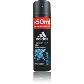 Adidas Ice Dive purškiamas dezodorantas vyrams 200 ml.