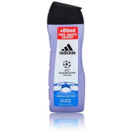 Adidas UEFA Champions League Arena Edition dušo gelis vyrams 300 ml.
