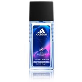Adidas UEFA Champions League  Victory Edition purškiamas dezodorantas vyrams 75 ml.